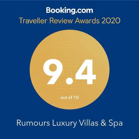 BOOKING.COM 2020 rates rumors 9.4 out of 10