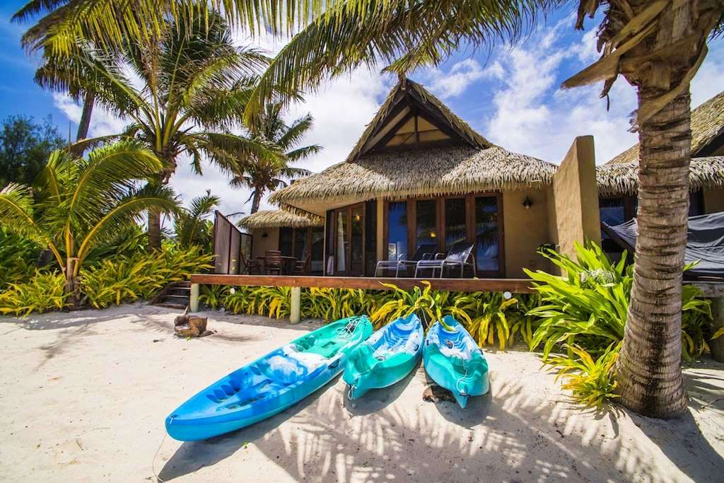 VILLA_Beach Front Romance Villa 02 Rarotonga Cook Islands