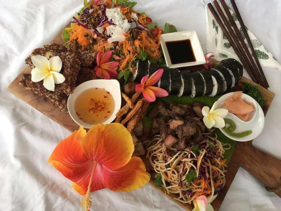 _rumours island platter and grazing platter
